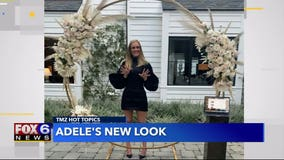 TMZ: Adele celebrates 32nd birthday with new look