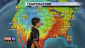 Future Forecaster Flashback: See how 9-year-old Dylan is doing