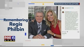 Remembering Regis Philbin: A look at the tributes pouring in for legendary TV host