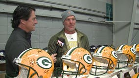 Beyond the Game with Brett Favre and Super Bowl XXXI: 'It's something special'