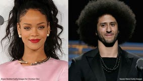 Rihanna turns down Super Bowl halftime show, stands with Kaepernick