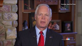 'Who set him up?' Ron Johnson, on 'Meet the Press' says he 'doesn't trust' the CIA or FBI