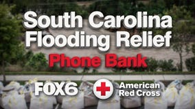Lend a helping hand: FOX6, American Red Cross need your donations to help flood victims