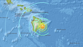 Powerful 6.9-magnitude earthquake rocks Hawaii's Big Island