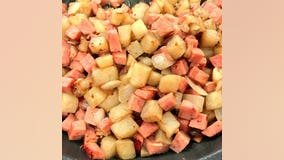 Magical canned meat! Check out this simple recipe for spam hash