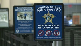 'Pretty disturbing:' Number of guns being found by TSA on the rise across the country