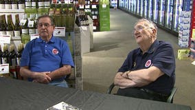 Celebrating freedom: Area vets give back to Stars and Stripes Honor Flight selling flags