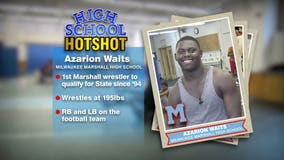 Milwaukee Marshall sophomore helping bring back wrestling to school
