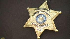 Brookfield motorcyclist struck tree in Richfield