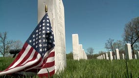 Memorial Day 2020 1st in recent memory with no public ceremony at Wood National Cemetery