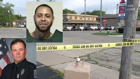 Trial continues for man accused of killing Racine Officer John Hetland