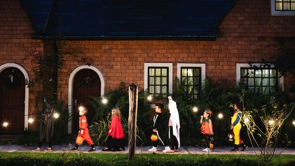 DHS discourages trick-or-treating, Halloween gatherings