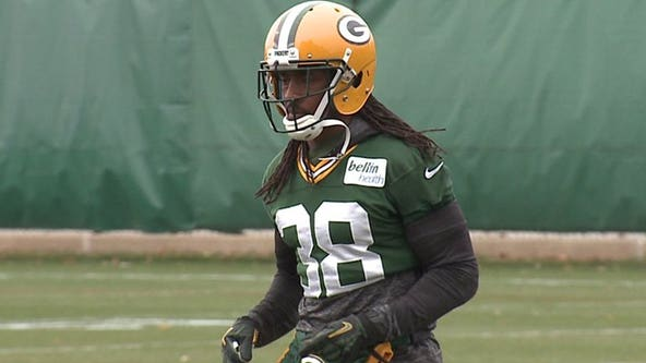 Packers elevate Tramon Williams, signed this week, to active roster