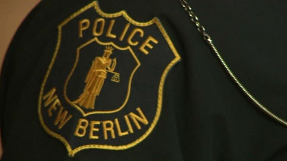 New Berlin high-risk traffic stop leads to arrest of suspect