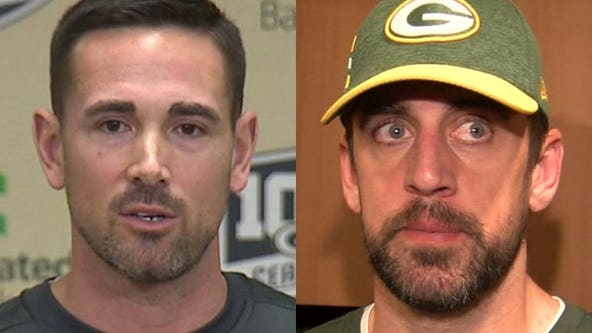 Packers' LaFleur on Rodgers: 'We want him back in the worst way'