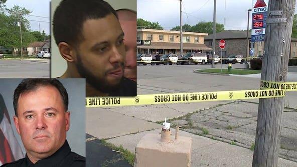 Trial to begin for man accused in fatal shooting of Officer John Hetland