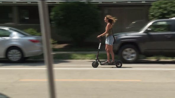 Milwaukee DPW releases scooter study findings, recommendations