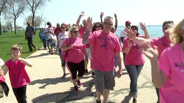 Making Strides Against Breast Cancer walk set for Oct. 9; join FOX6