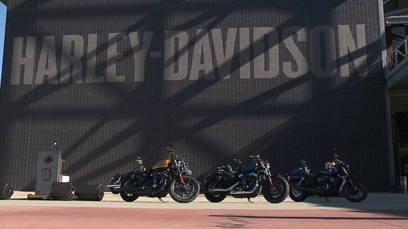 Harley-Davidson raises 2021 growth outlook