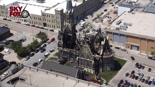 Trinity Church fire: Milwaukee restoration continues 3 years later