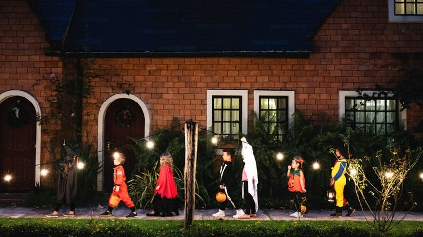 State health officials recommend against usual trick-or-treating