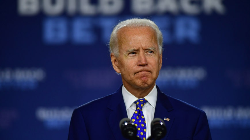 AP source: Joe Biden won't travel to Milwaukee for acceptance speech