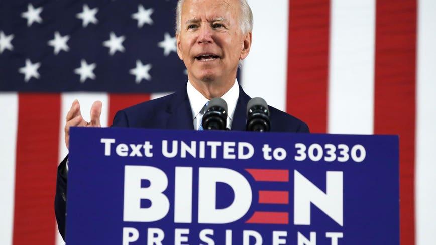 Biden campaign announces $280 million digital, TV ad buy through fall