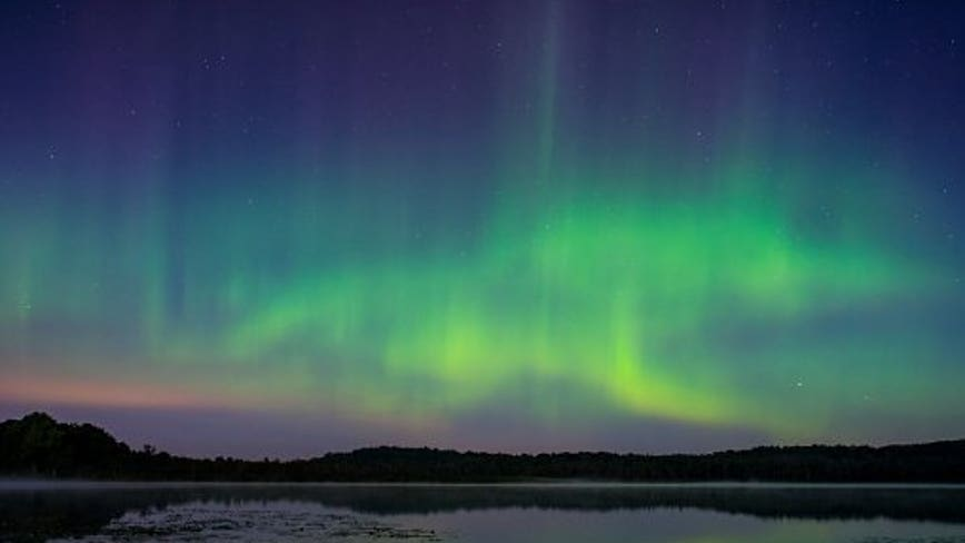 Wisconsin could see the northern lights Monday night