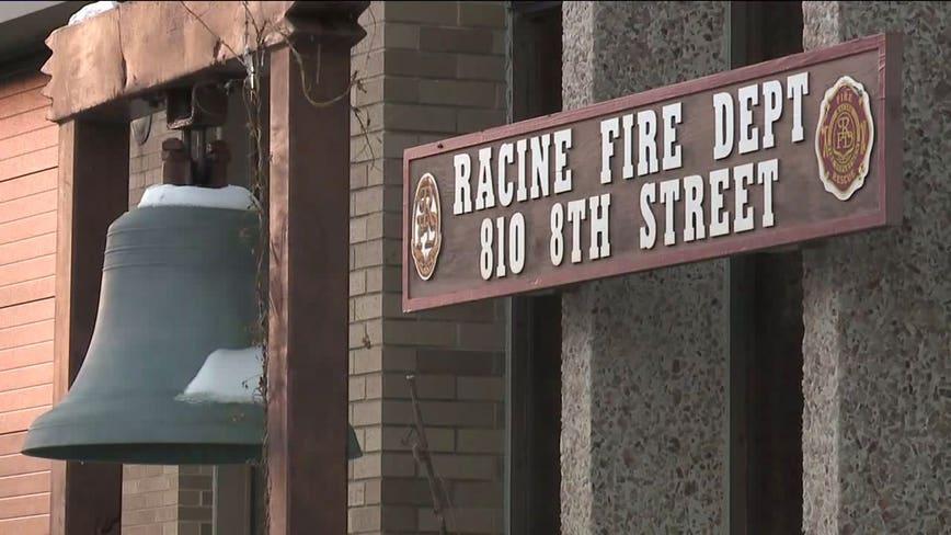 Racine fire crews called to house fire near Blaine and 20th