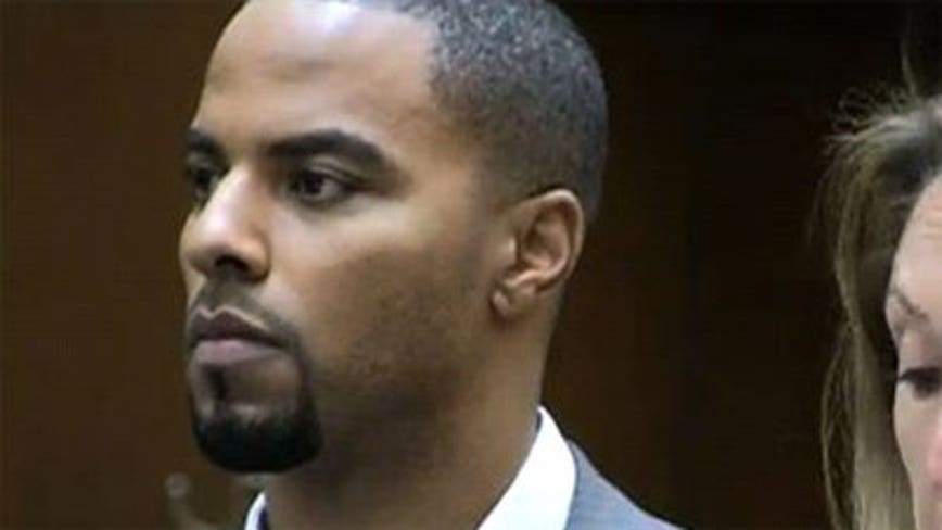Darren Sharper's effort to toss sentence in rape case rejected