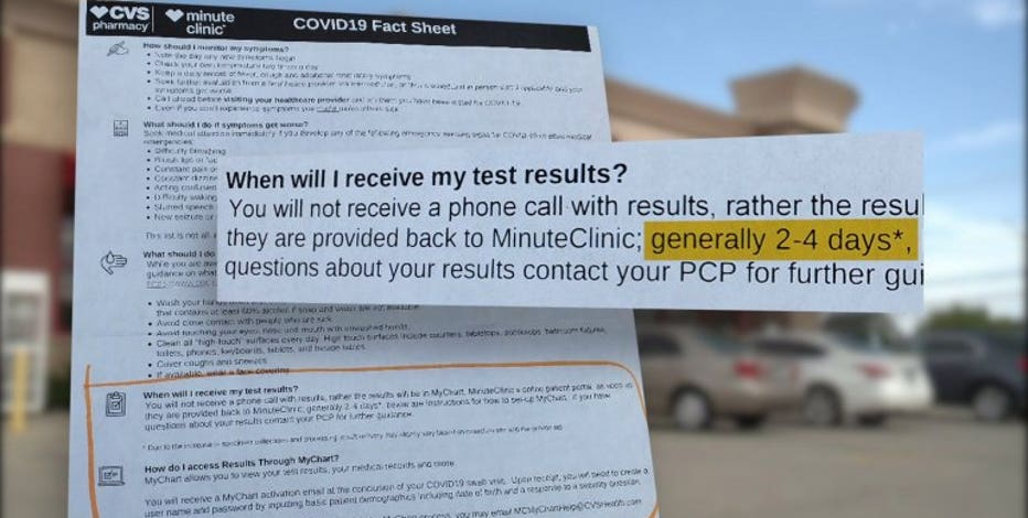 It S Been 15 Days Surge In Demand Leads To Slow Turnaround Times For Some Covid 19 Test Results