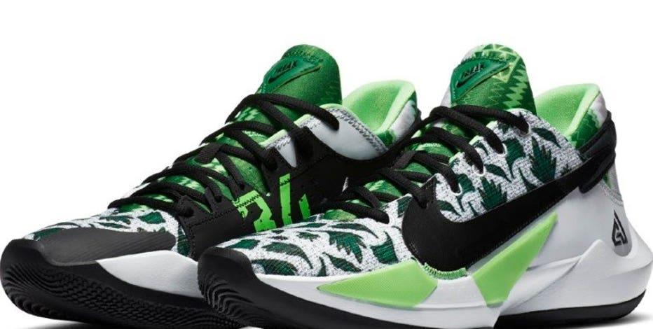Nike Zoom Freak 2: Giannis