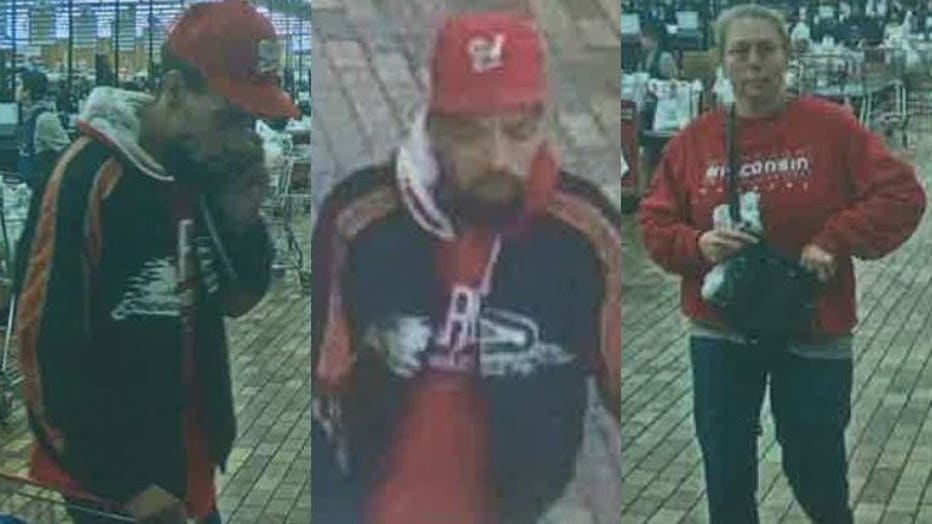 Menomonee Falls theft suspects