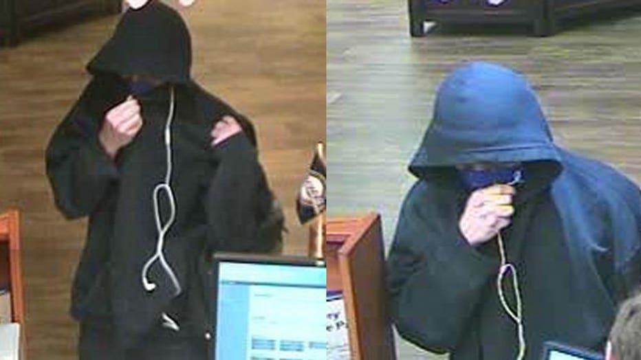 Kenosha bank robbery