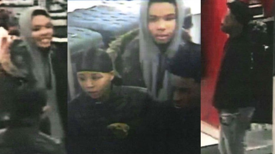 Milwaukee police seek strong armed robbery suspects