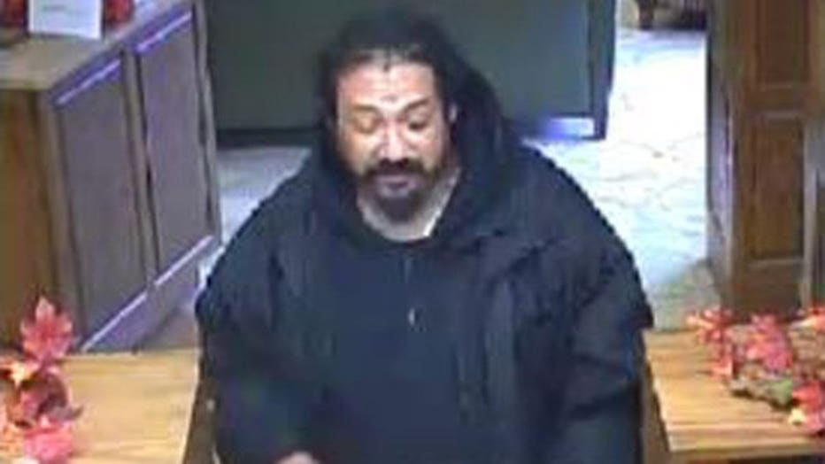 Suspect sought by Saukville police