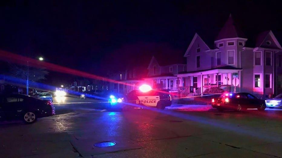 Fatal shooting at 18th and Villa, Racine