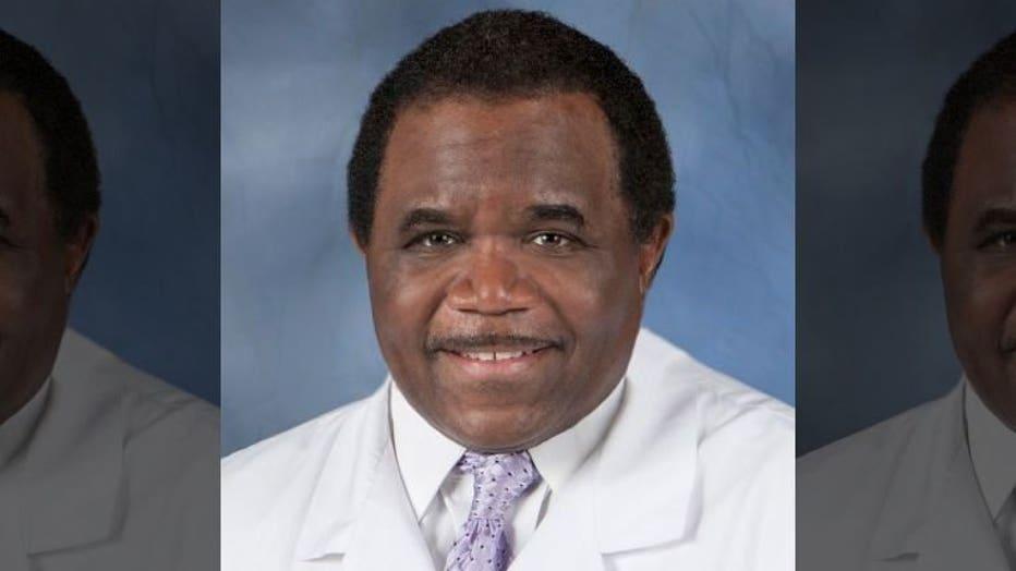 Dr. James Mahoney (Courtesy of SUNY Downstate Health Sciences University)