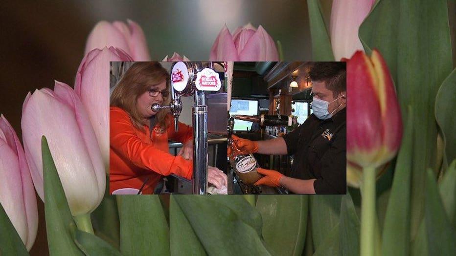 Linda and Rick Sackett -- O'Lydia's Bar & Grill
