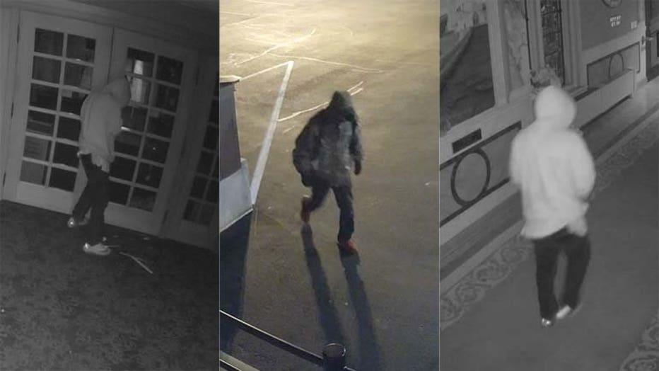 MPD seeks burglary suspect