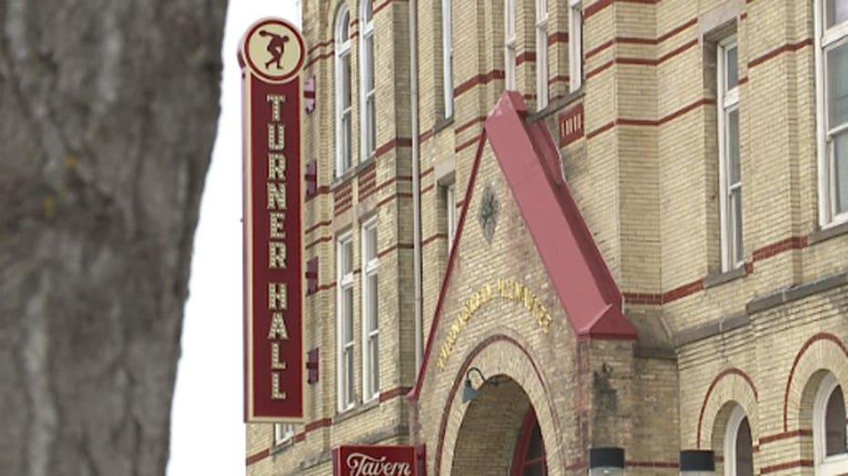 Turner Hall Tiki Takedown