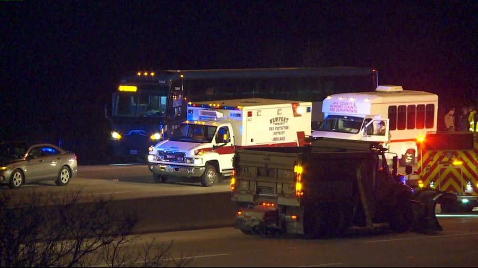 Incident on Greyhound bus ends in Wadsworth, IL