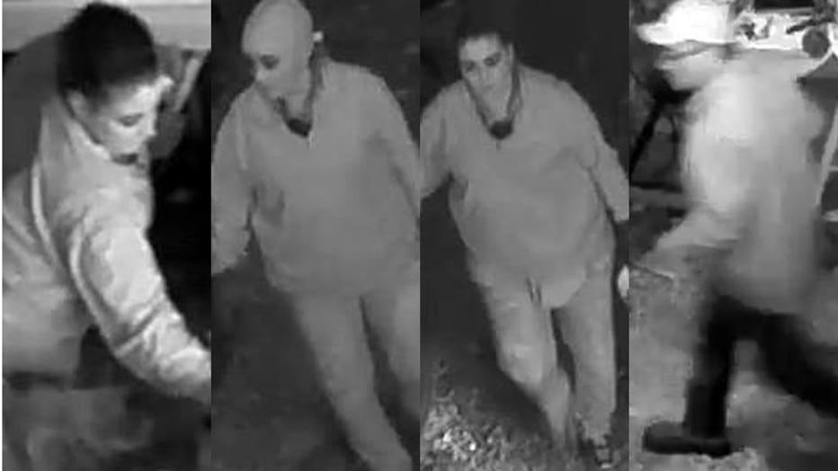 Suspects sought after 2 burglaries in 3 days in Village of Bristol in Kenosha County
