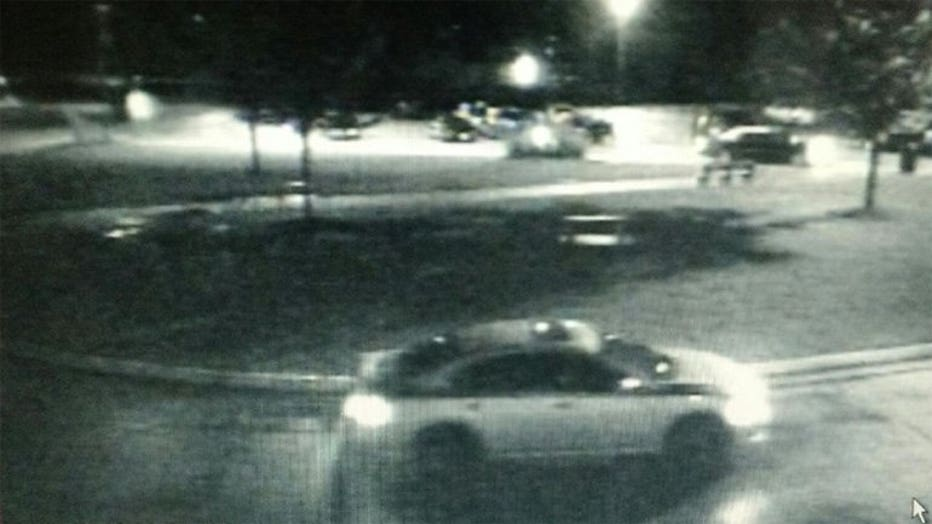 Car suspected in attempted child enticement