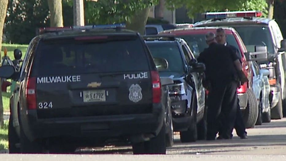 Infant death investigation near 95th and Sheridan