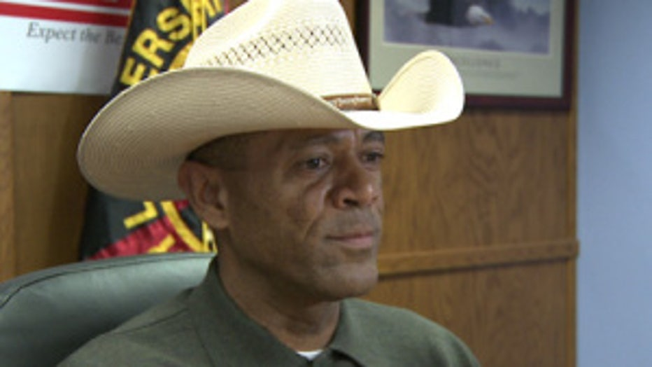 Sheriff David Clarke (10-3-12)