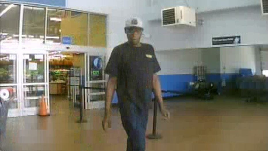 Muskego police seek suspect after attempted theft from Walmart