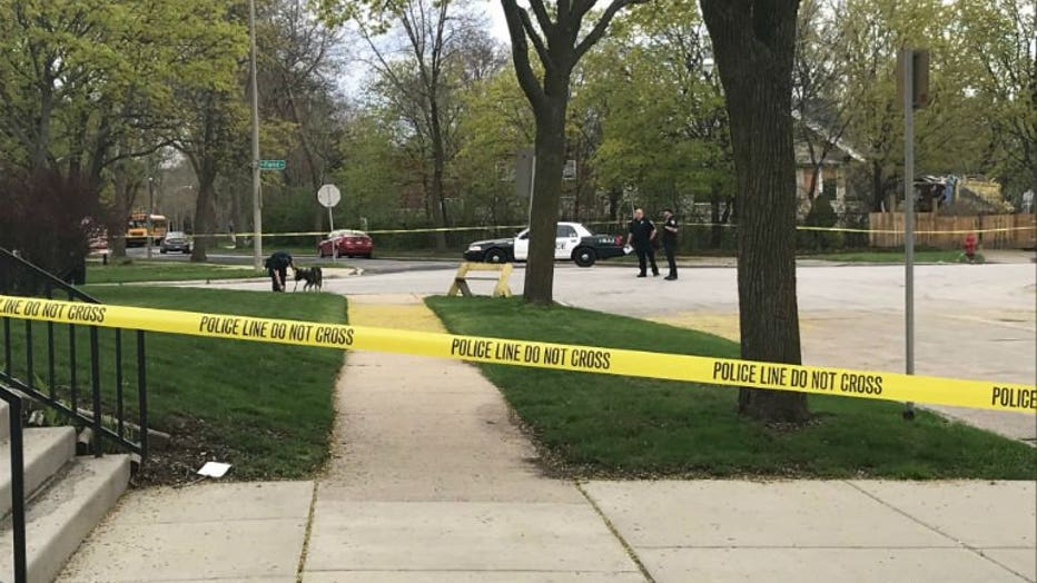 Shooting near 40th and Thurston in Milwaukee