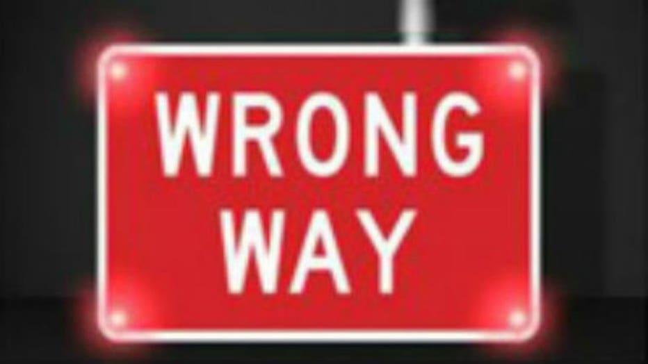 Wrong-way driving