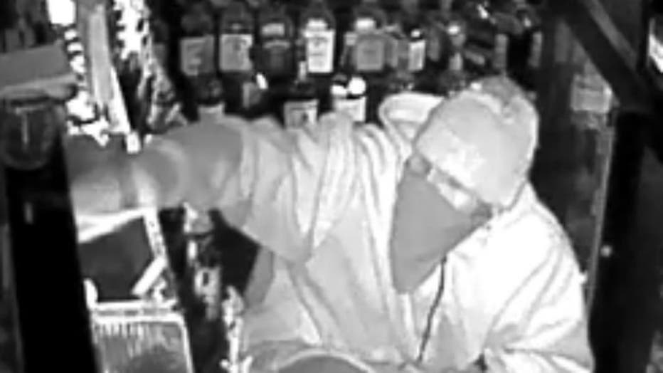 Burglary at Chance's in Rochester